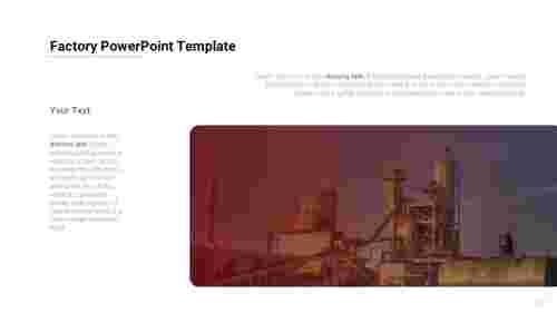 FactoryPowerPointtemplateforpresentation