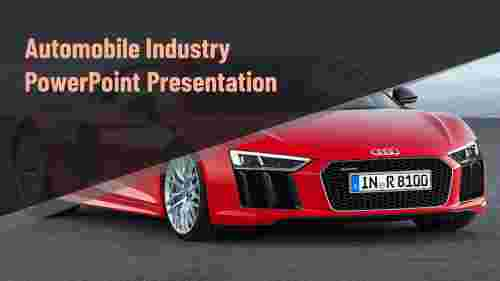automobile powerpoint templates