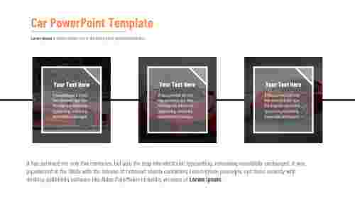 CarPowerPointpresentationtemplate