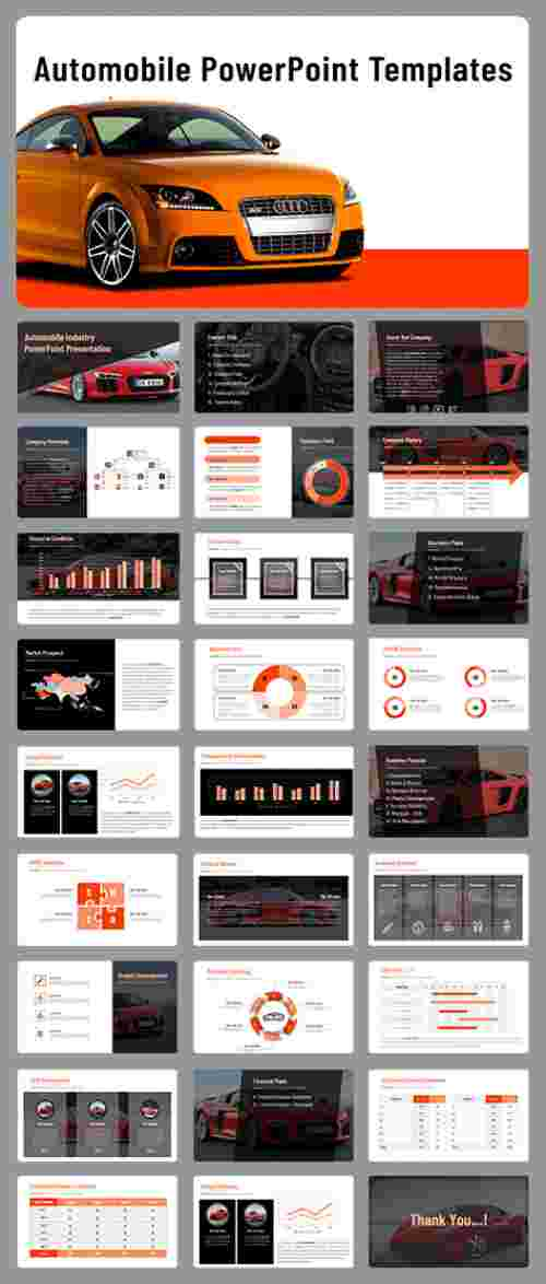 automobile powerpoint