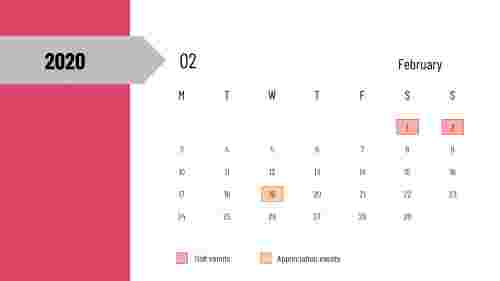 Download%20Unlimited%20PowerPoint%20Calendar%20Template-February