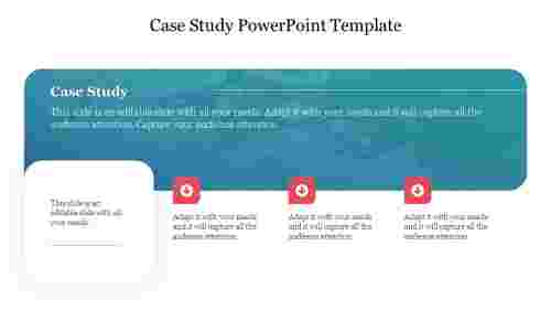 BusinesscasestudyPowerPointtemplate