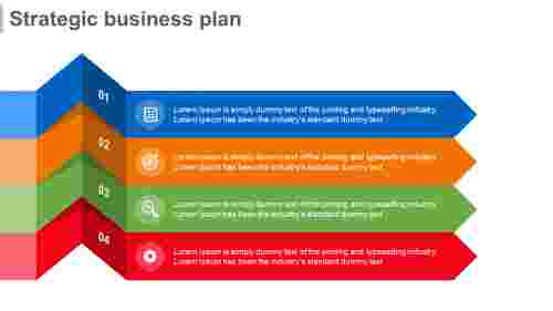 Strategic Business Plan - Arrow Model
