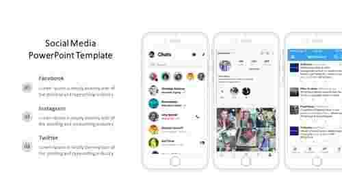 SocialmediaPowerPointtemplate-Mobileview