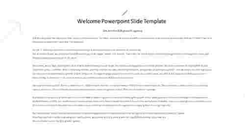 Creative%20Welcome%20PowerPoint%20Slide%20Template-Text%20Model