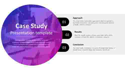 Best PowerPoint case study presentation template