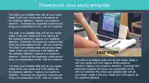 PowerPoint business case study template