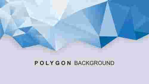 BestpolygonPowerPointtemplate