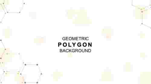 GeometricpolygonbackgroundforPowerPoint