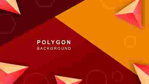Bestpolygonalabstractbackgrounddesign