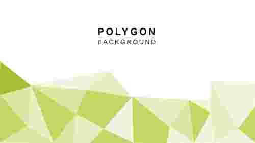 Greenpolygonalabstractbackgroundtemplate