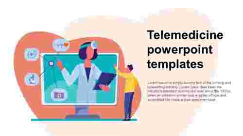 Telemedicinepowerpointtemplatesforpresentation