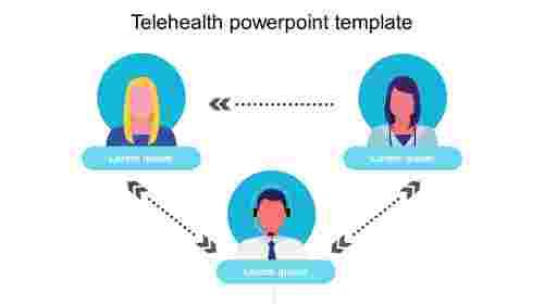 Telehealthpowerpointtemplatedesign