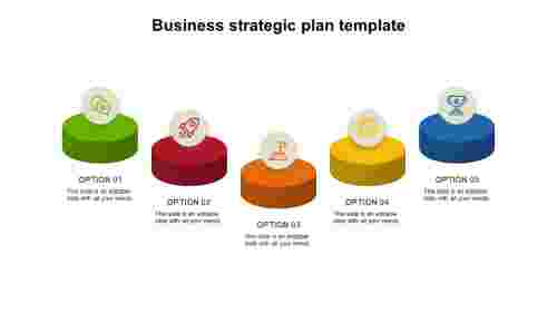 PowerPoint Business strategic plan template