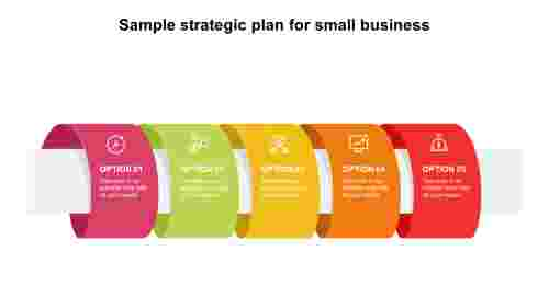 Sample strategic plan for small business - Spiral Diagram