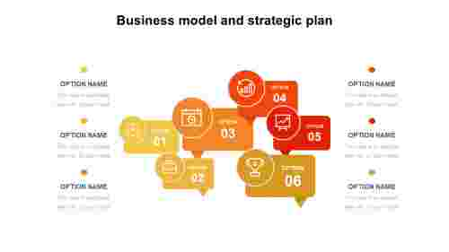 Best business model and strategic plan PowerPoint templates