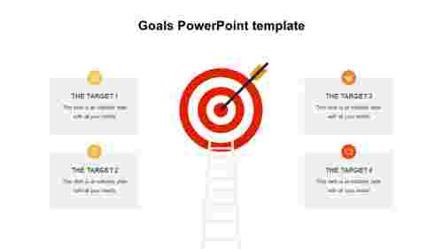 goals powerpoint template
