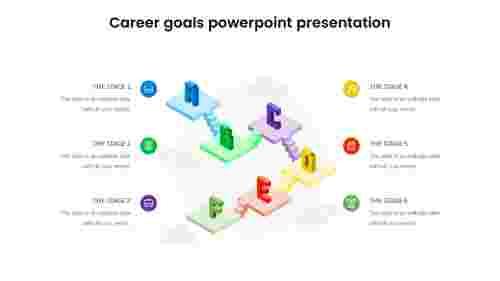 Career%20goals%20PowerPoint%20presentation%20in%203D%20steps%20