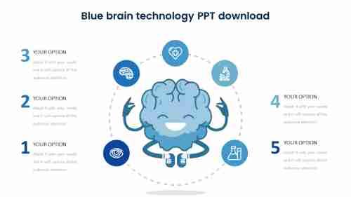 Creative%20blue%20brain%20technology%20PPT%20download