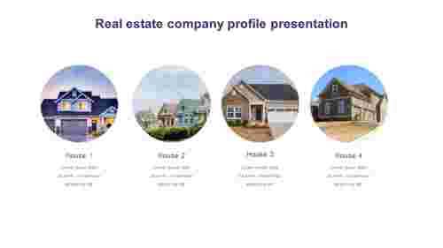 Best real estate company profile presentation