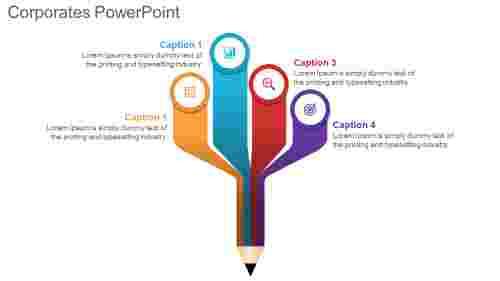 Corporatespowerpoint-PencilShape