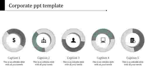 Corporate ppt templates-Corporate ppt templates-5-gray