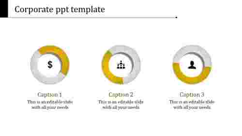 Corporate ppt templates-Corporate presentation ppt-3-yellow