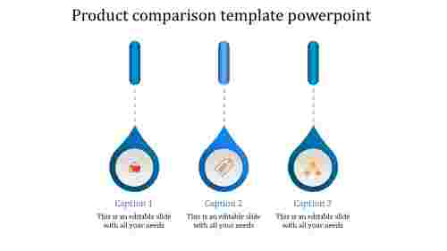product presentation template powerpoint-product comparison template powerpoint-blue-3