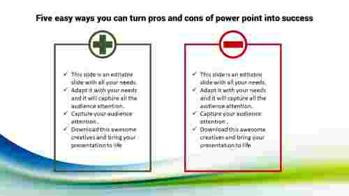 pros and cons of powerpoint-Five easy ways you can turn pros and cons of power point into success