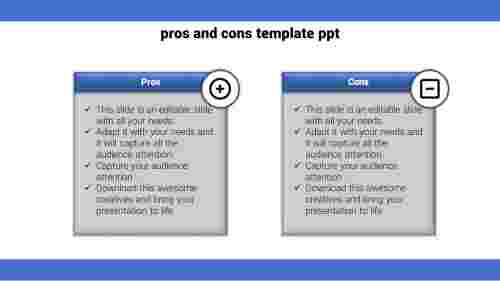 Pros%20and%20cons%20template%20PPT%20checklist