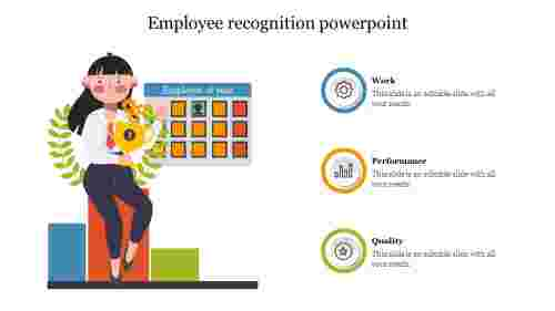 employee recognition powerpoint presentation