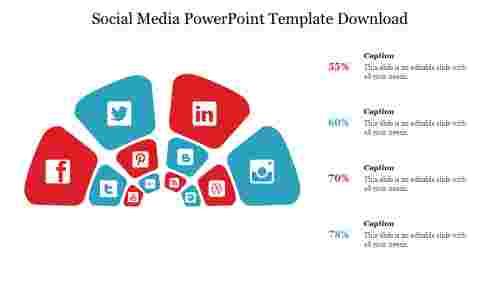 Best%20Social%20Media%20PowerPoint%20Template%20Download