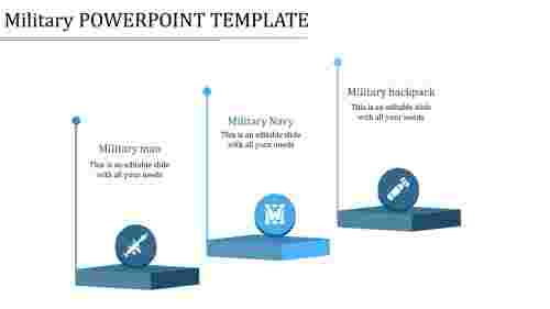 military powerpoint template-military powerpoint template-3-blue