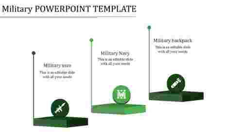 military powerpoint template-military powerpoint template-3-green