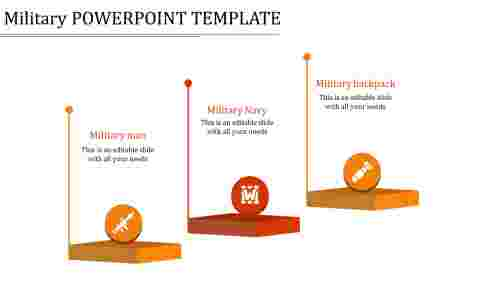 military powerpoint template-military powerpoint template-3-orange