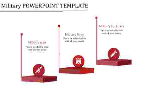 military powerpoint template-military powerpoint template-3-red