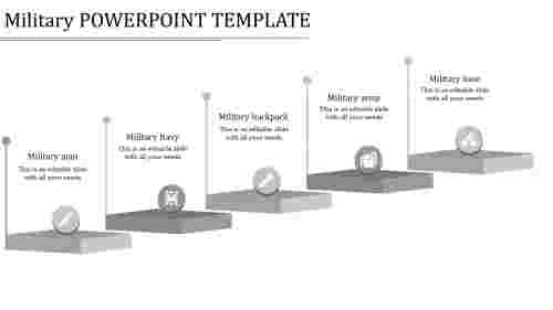 military powerpoint template-military powerpoint template-5-grey