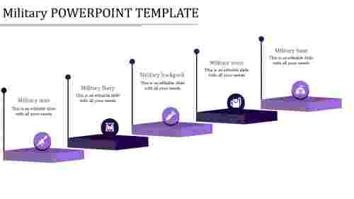military powerpoint template-military powerpoint template-5-purple