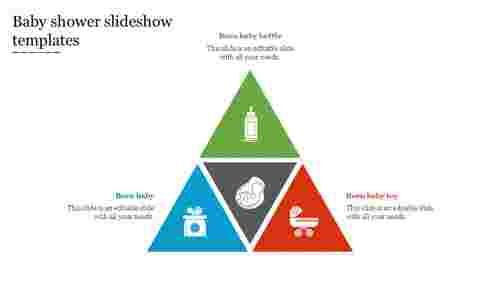 Babyshowerslideshowtemplates-Triangleshapes