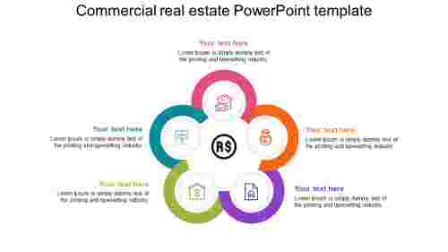 commercial real estate powerpoint templates for customers