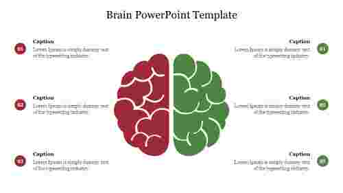 Brain%20PowerPoint%20Template%20for%20medical
