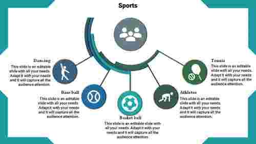 sports themed powerpoint templates