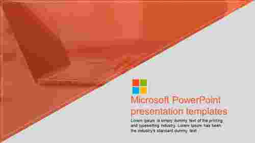 microsoft powerpoint presentation templates for customers