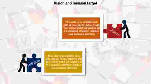 vision and mission powerpoint template
