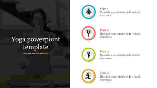 Best yoga powerpoint template