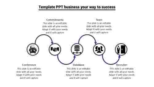 template ppt business