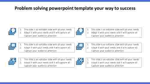 problem solving powerpoint template