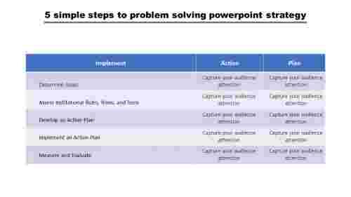 Problem-solvingPowerPointtemplate-3columns