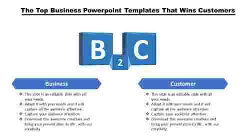 top business powerpoint templates- Business Plan