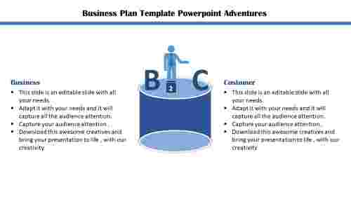 best business plan template powerpoint - Adventure